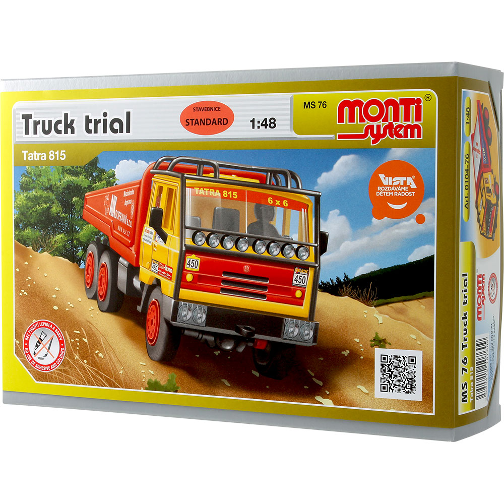 MS 76 Truck Trial